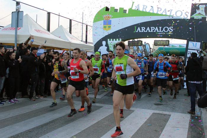 Carrera Open Jarapalos